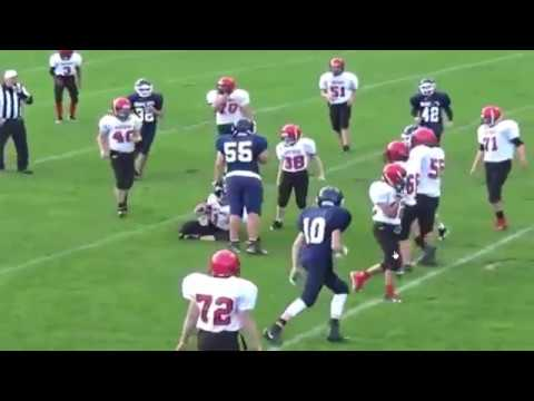 Dominic Brown Highlights