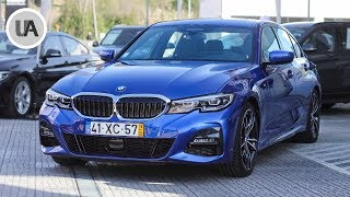 NEW BMW 3 SERIES 2019 (G20) - 320D FIRST POV DRIVE! - BEST SPORTS/SALOON SEDAN?