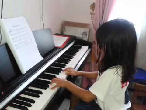a song of penny candy piano by Chaca
