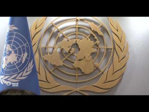 الأمين العام للأمم المتحدة يؤكد مقتل 800 من العاملين بالمجال الطبي واستهداف 400 مرفق طبي في #سوريا  - 11:21-2017 / 5 / 27