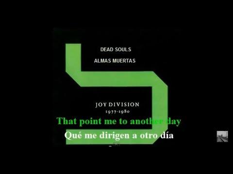 JOY DIVISIONDEAD SOULS ALMAS MUERTAS  Subtitulado InglesEspañol