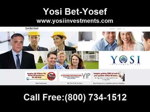 Yosi Bet Yosef   Real Estate Investments