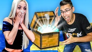 NAŠLI SMO ZAKOPANO BLAGO!! - Minecraft Preživljavanje w/ K1KA