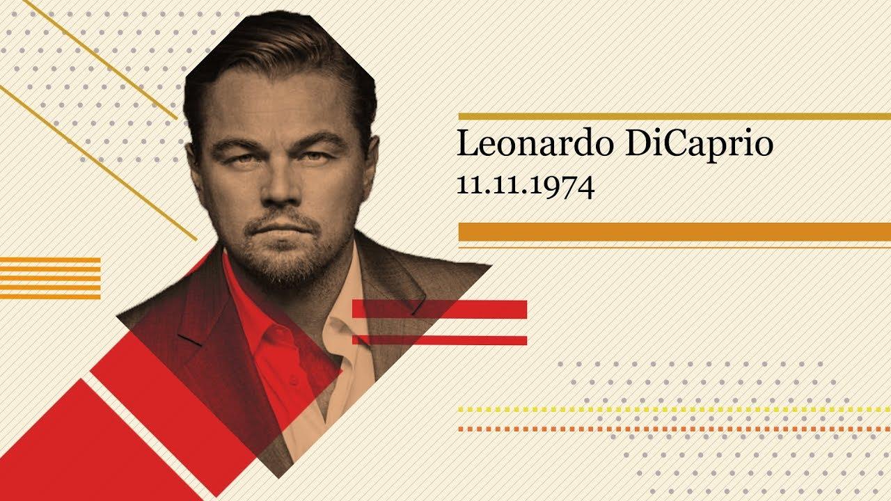 Leonardo DiCaprio Kısa Hayatı - Biyografisi