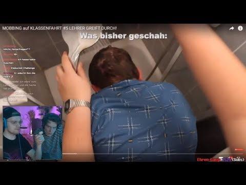 iBlali/VIK reagiert auf MOBBING AUF KLASSENFAHRT #3 💥 Kalte Dusche! Familie Mensch