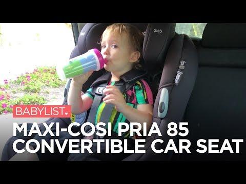 Maxi-Cosi Pria 85 & 85 MAX Convertible Car Seat Reviews