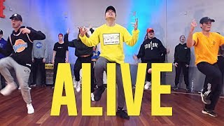 """Lil Jon &quotALIVE"""" ft. Offset & 2Chainz Choreography by Duc Anh Tran"""