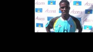 Saint Lucia National Team Part 1