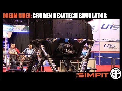 Dream Drive - Cruden Hexatech Simulator