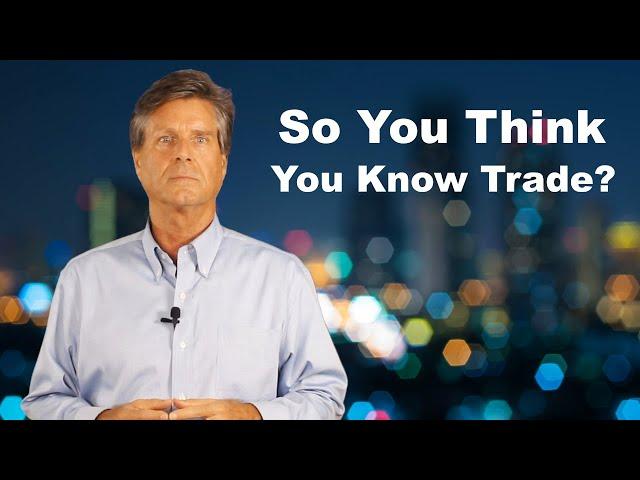 U.S. International Trade Quiz