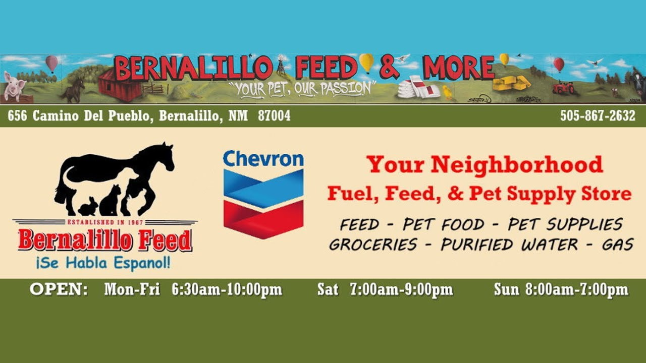 Bernalillo Feed | Established in 1967