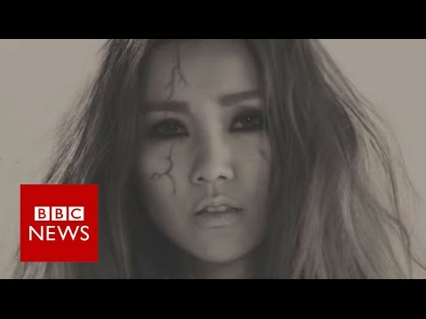 The weird and wonderful world of Cantopop - BBC News