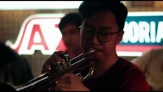 HIGHLIGTH EVENT MLD SPOT JAZZ PHORIA JAMMING SESSION AT CELSIUS COFFEE