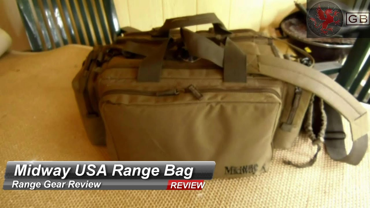 Watch Before You Midway Usa Range Bag Review