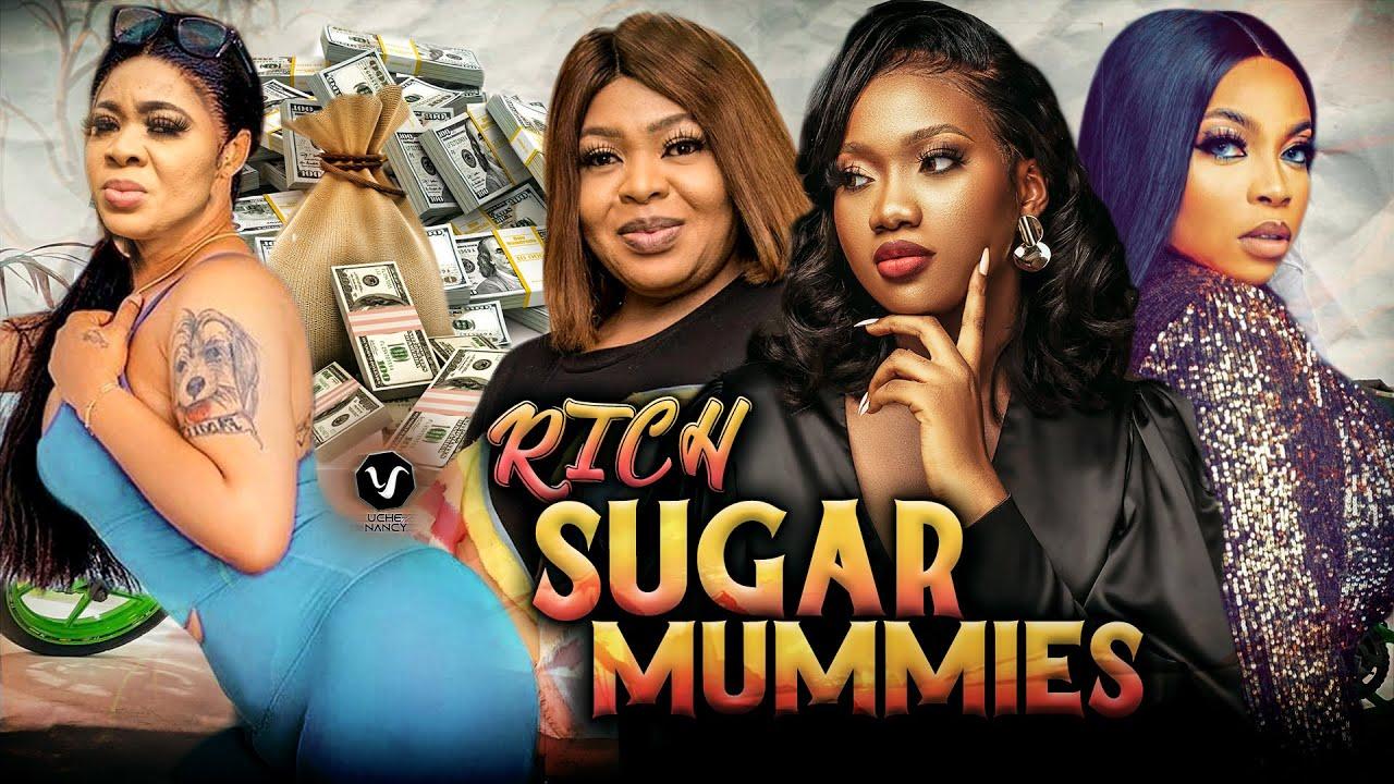 Download RICH SUGAR MUMMIES (Trending Movie) Latest Chinenye Nnebe 2021 Trending Nigerian Nollywood Movie