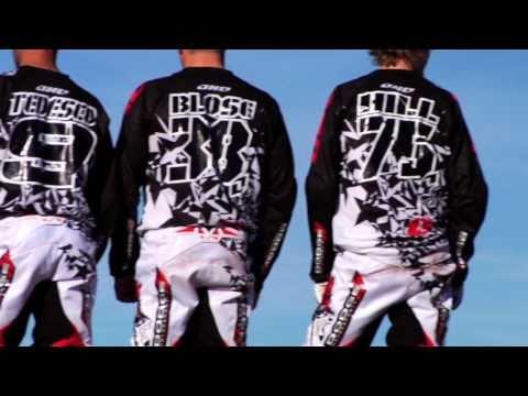 ONE Industries Presents - 2011 Hart &Huntington Doge Kawasaki Team