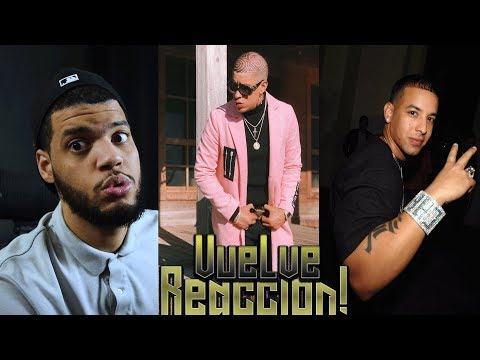 Una Epica Colaboracion?! Daddy Yankee Junto a Bad Bunny! Vuelve video oficial Reaccion.