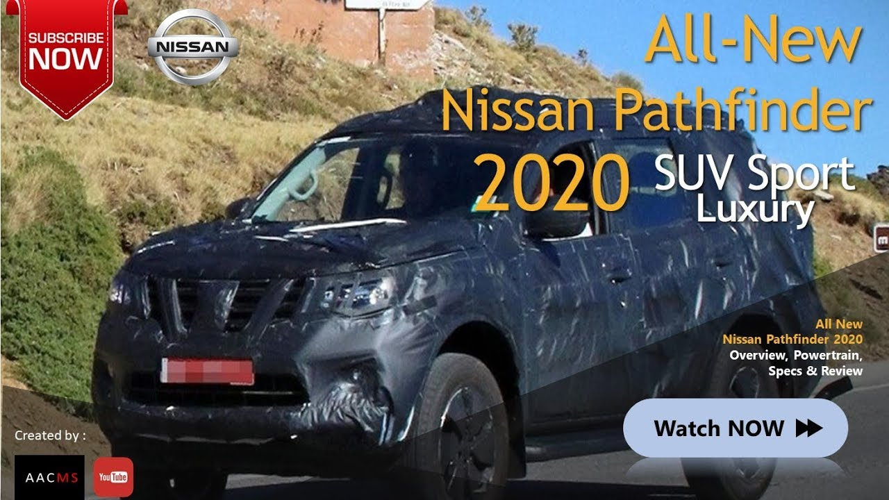 The 2020 Nissan Pathfinder It S Suv Car New Luxury Youtube