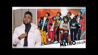 MNEK writes song for BTS's new album Love Yourself: Tear