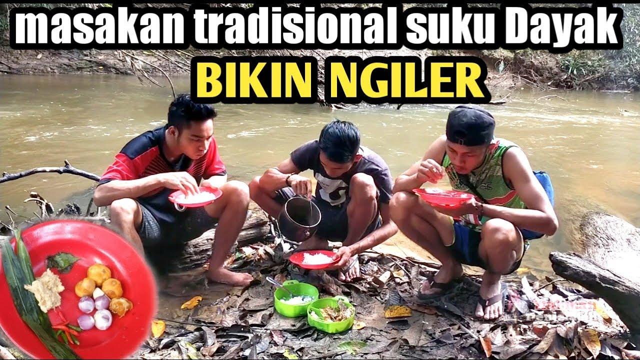 Masak tradisional hasil jaring ikan