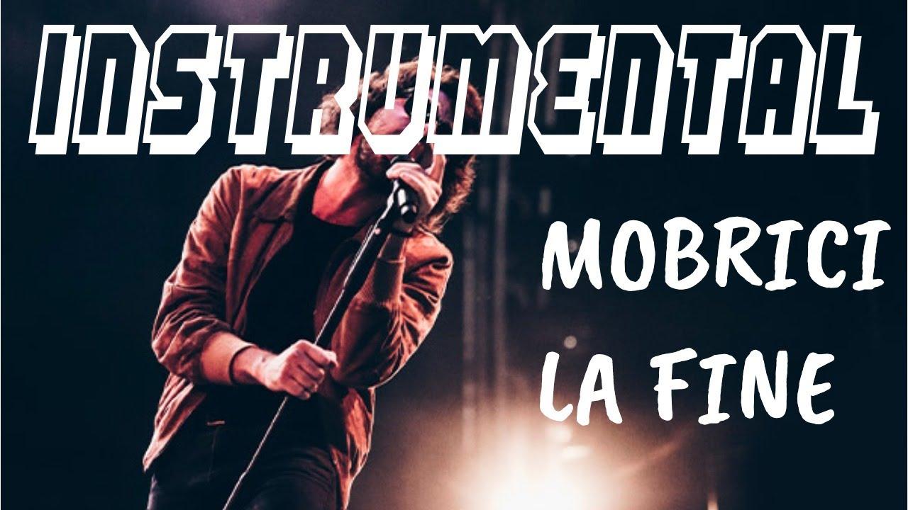 Mobrici - La fine [BASE STRUMENTALE + TESTO]