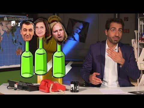 451 Grad | Plastikflaschen bei den Grünen