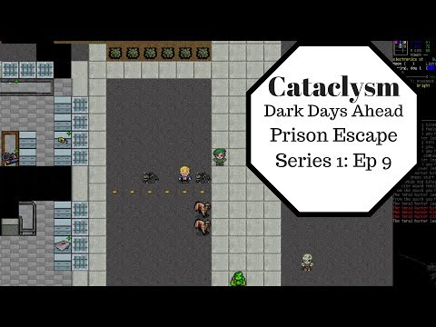 Repeat Cataclysm DDA - Prison Escape Series 1 - Episode 8 by