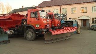 В Саранске готовятся к зиме на дорогах