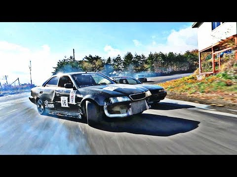JAPAN EBISU TRIP - 120MPH ENTRIES! MID DRIFT PASSES! DOOR TOUCHING TANDEMS! BEST DAY YET!