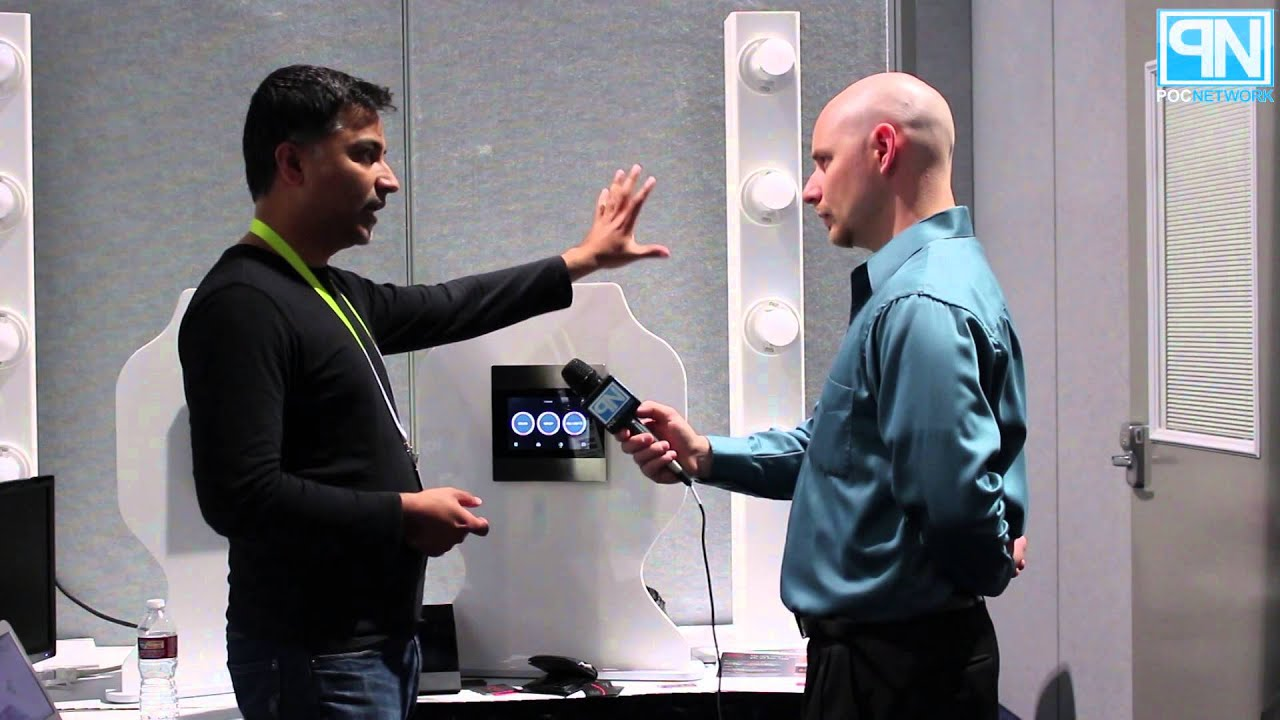 Umbrela HomePlug Smart Home Technology - Interview with Salman Qureshi -  CES 2015