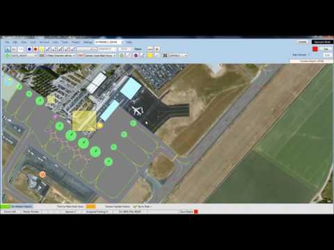 Overview on how to edit airport scenery with Airport Design Editor and SBuilderX