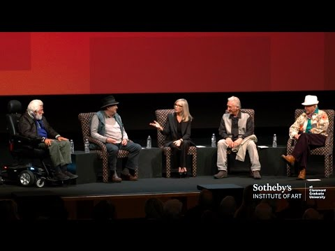 Artists Talk: L.A. Legends, With Larry Bell, Billy Al Bengston, Ed Moses, and Ed Ruscha