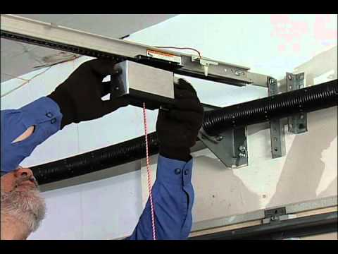 Garage Door Break In Prevention With Secureshield Youtube