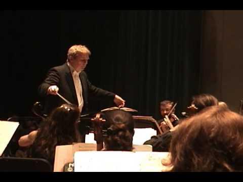 Respighi conducting sample