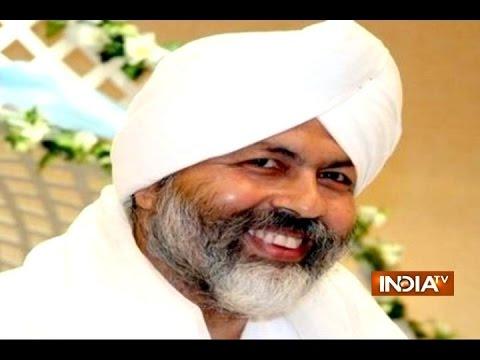 Baba Hardev Singh Nirankari Dies In A Road Accident In Canada Youtube