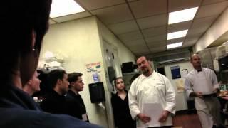 L academie de cuisine bethesda for Academy de cuisine bethesda md