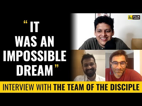 'The Disciple' Team After The Big Win At The Venice Film Festival | Anupama Chopra | Film Companion