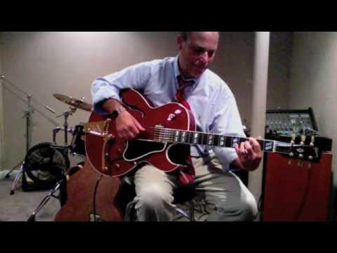 Gibson Custom Shop L-4 CES Demo