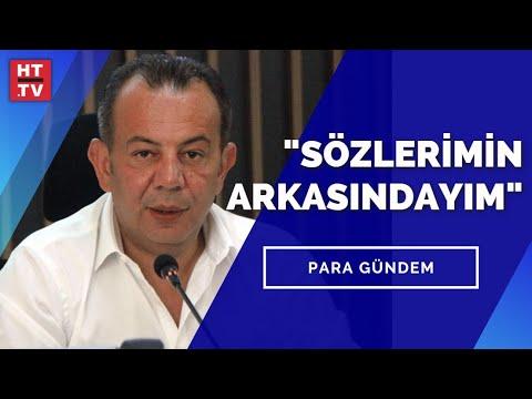 Bolu Belediye Başkanı Tanju Özcan: \