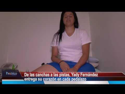 Yady Vanessa Fernández, otra mujer ejemplo de tenacidad frente a la adversidad