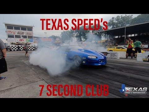 LS FEST 2018 DAY 2! Second TSP Powered GM Manual Car In The 7s!