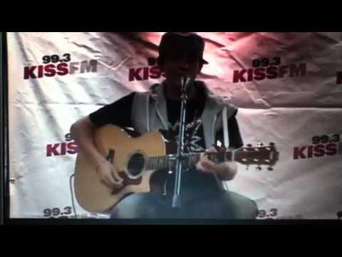 Austin Mahone - Let Me Love You live @kissfm993