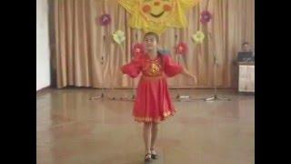 Сайде Велиеа - танец Калинка малинка(Сайдешечка Велиева., 2016-04-11T10:29:46.000Z)