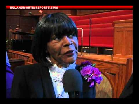 Cicely Tyson On The 100th Birthday Celebration Of Dr. Dorothy Height