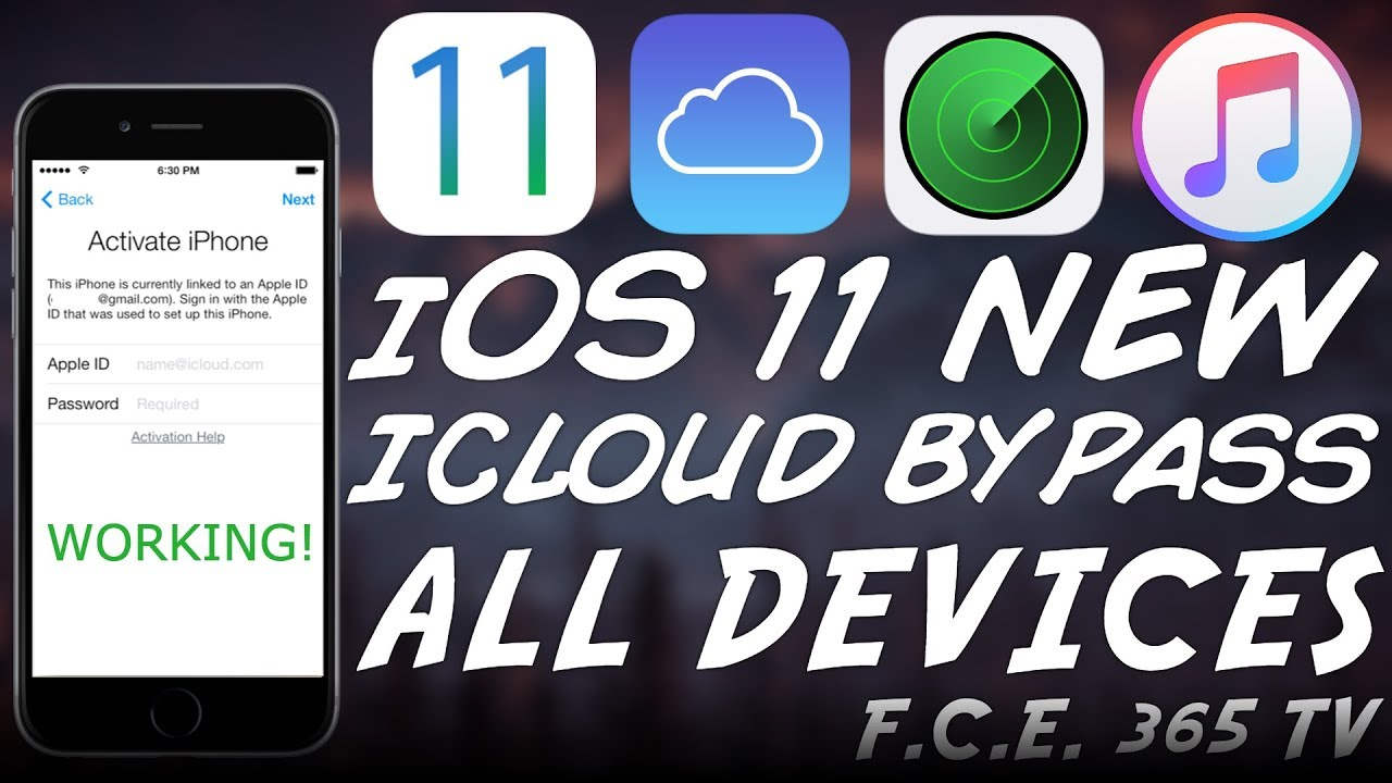 download icloud activation bypass tool version 1.4 for mac