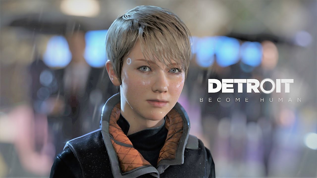 DETROIT BECOME HUMAN REVEAL TRAILER !!!!!