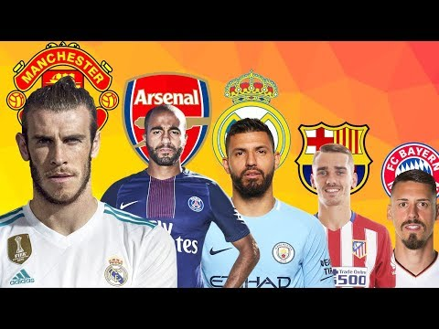 LATEST TRANSFER NEWS | Barcelona, Real Madrid, Manchester united, Arsenal, Bayern Munich