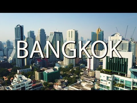 "Thailand Part 1: The ""Big Mango"" Bangkok!"