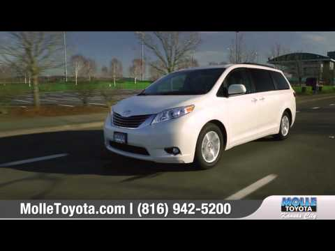 2016 Toyota Sienna Walkaround | Molle Toyota HD | Kansas City, MO