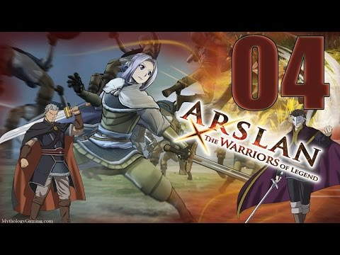 Arslan The Warriors of Legend - Gameplay Walkthrough Part 4 - Eng (PS4, PC) No Commentary